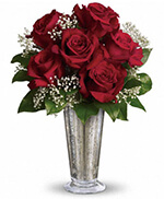Teleflora's Kiss of the Rose